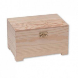 Ξύλινο κουτί 16 x 11 x 9,5 cm