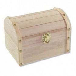 Ξύλινο κουτί 16 x 11 x 12 cm