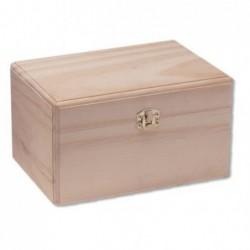 Ξύλινο κουτί 19 x 13 x 10,5 cm