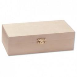 Ξύλινο κουτί 20 x 10 x 6 cm