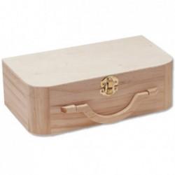 Ξύλινο κουτί 23 x 13 x 7,5 cm