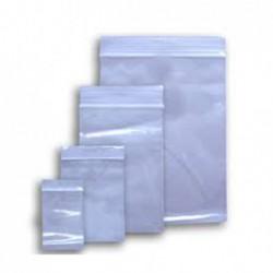 Σακουλάκια διαφανή με zip...